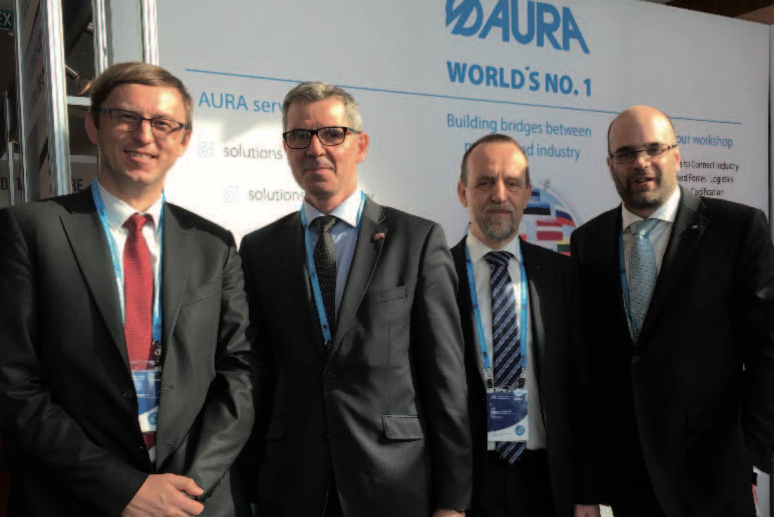 AURA in the Year 2017 – Expert on Military Information Systems